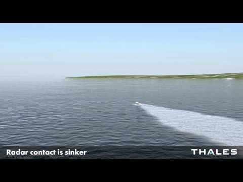Thales BlueWatcher & Captas-1, the entry-level anti-submarine warfare sonar suite