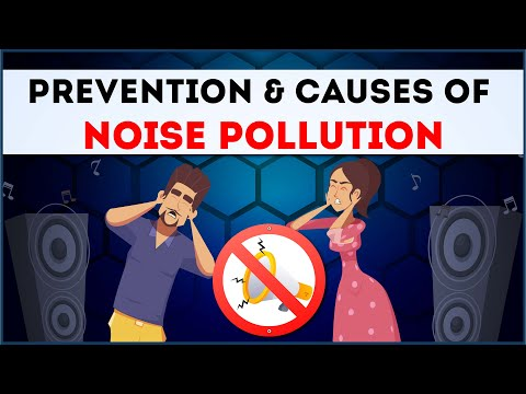 Noise Pollution | Prevention & Causes of Noise Pollution | Letstute
