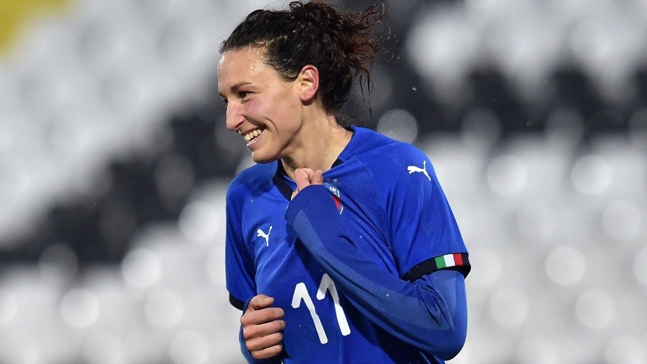 Italy-Wales 2-0 - Women