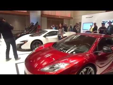 2015 Car Show Metro Toronto Convention Center - Toronto Canada