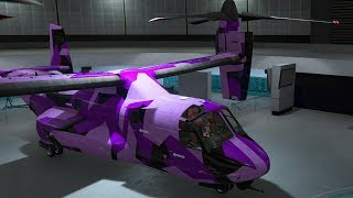 THE RIDICULOUS NEW WARSHIP IN GTA ONLINE