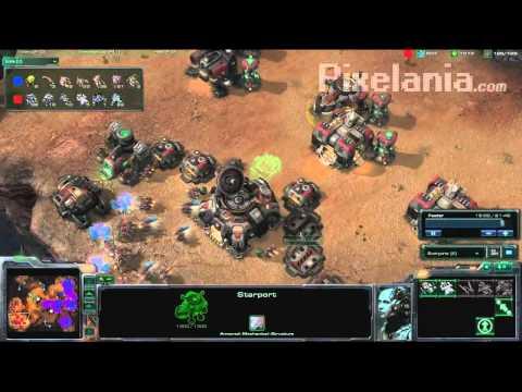 StarCraft 2 Wings of Liberty Reseña - Pixelania