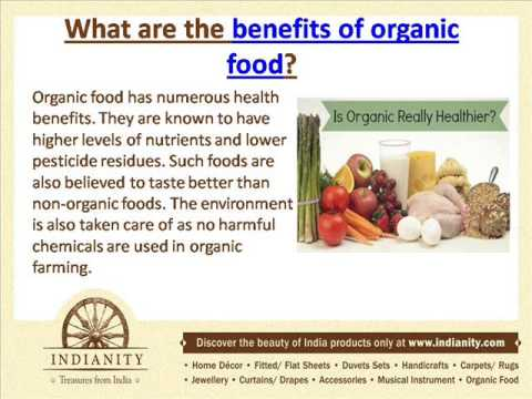 Reasons Why Consumers Should Buy Organic Food