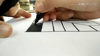 Making a 3D drawing