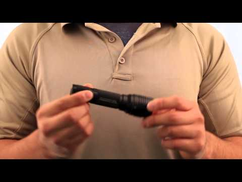 How to Use Streamlight Ten-Tap Button Program