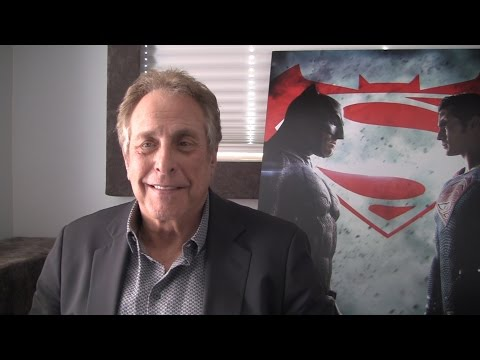 Producer Charles Roven on 'Batman v Superman', 'Wonder Woman' and Test Screening