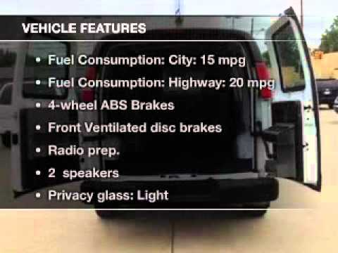2007 Chevrolet Express 1500 - Flint MI