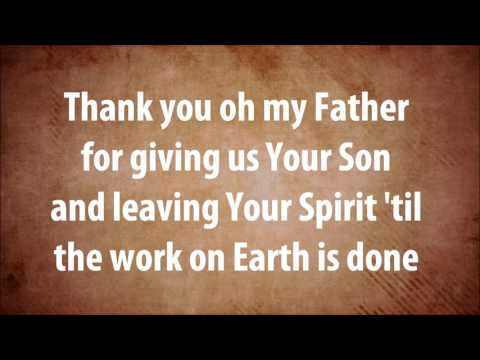 There is A Redeemer - Keith Green w/ Worship Lyrics