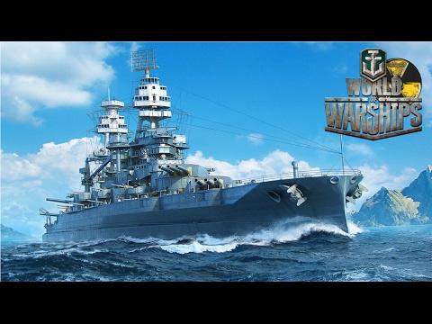 Zagrajmy w World of Warships 21(G) USS Arizona, New York