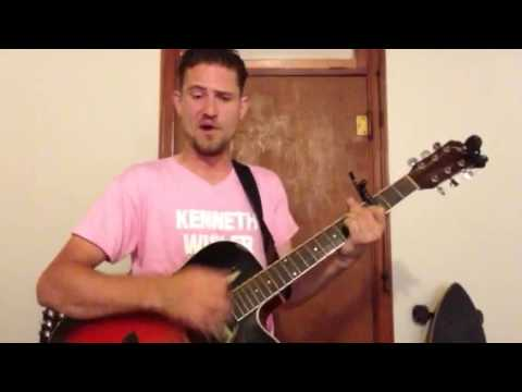The High Cost Of Living - Jamey Johnson cover - Kenneth Wisler