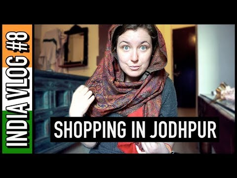 I CAN'T STOP SHOPPING!! | India Travel Vlog #8 🇮🇳