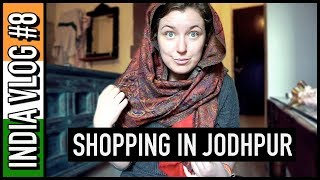 I CAN'T STOP SHOPPING!! | India Travel Vlog #8
