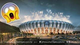 Replika Stadium Baru JDT (Stadium Sultan Ibrahim)
