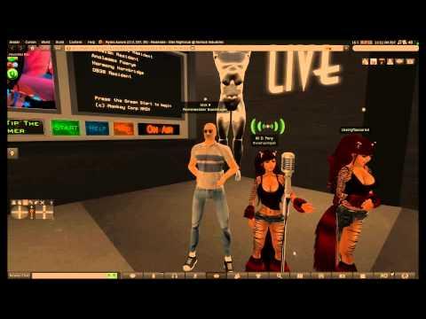 Second Life Karaoke