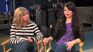 iCarly's Miranda Cosgrove talks the series finale
