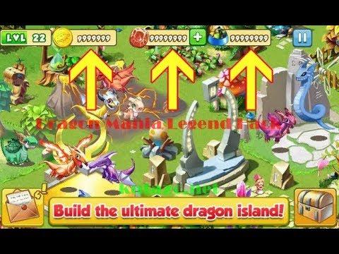 تحميل لعبة dragon mania legends مهكرة اخر اصدار 2018