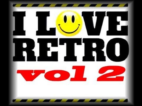 Mixed by ferre - i love retro vol 2