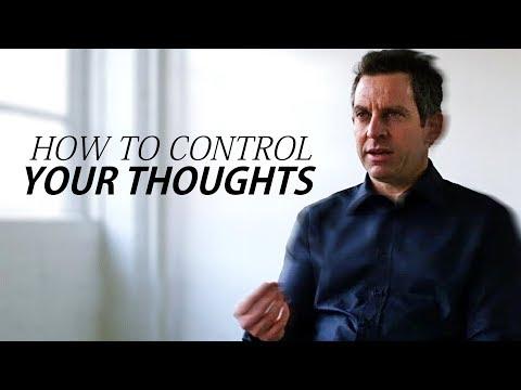 How To NEVER Be Anxious Again & Stay Calm | Sam Harris (eye-opening advice)