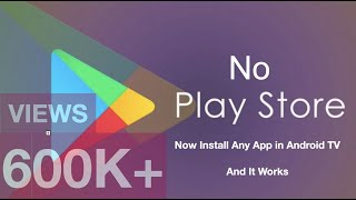 TCL SMART TV 49 app installation | Install any Android app, when no play store