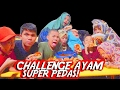 Challenge Ayam Super Pedas - Richeese Chicken Fire Wings Ter-RUSUH - Gen Halilintar