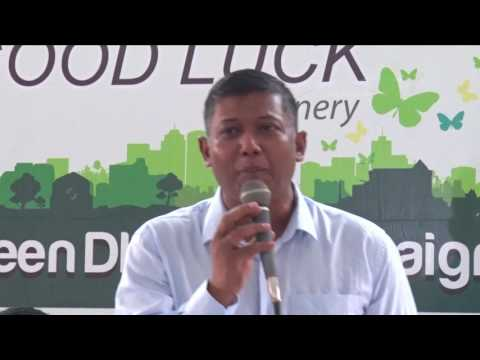 Good Luck Stationery Green Dhaka Campaign