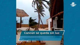 Como parte de las medidas preventivas ante la llegada de Zeta, se suspendieron los cruces entre Playa del Carmen y Cozumel, así como el de Cancún-Isla Mujeres, de acuerdo con la Administración Portuaria Integral y, en tierra, el servicio de transporte público estatal concesionado, en ciudades como Cancún