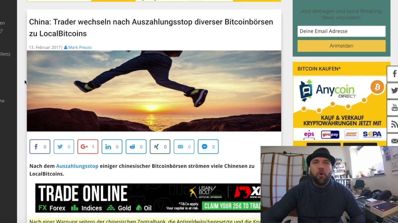 Bitcoin Kaufen Anonym