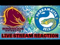 North Queensland Cowboys V Gold Coast Titans | NRL Round 3 - Live Stream | Reaction
