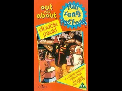 Fun Song Factory: Out & About (Double Pack, Tape 1) - [VHS] (2000)