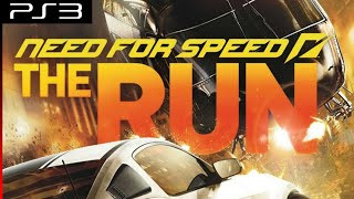 Playthrough [PS3] Need for Speed: The Run