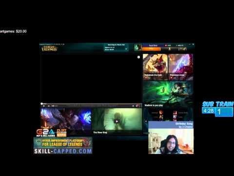 Imaqtpie's conspiracy theory for why Riot has kept crit in the game