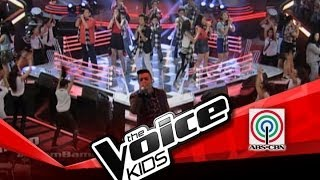 "The Voice Kids Philippines Battles Team Bamboo sings ""Awit ng Kabataan"""