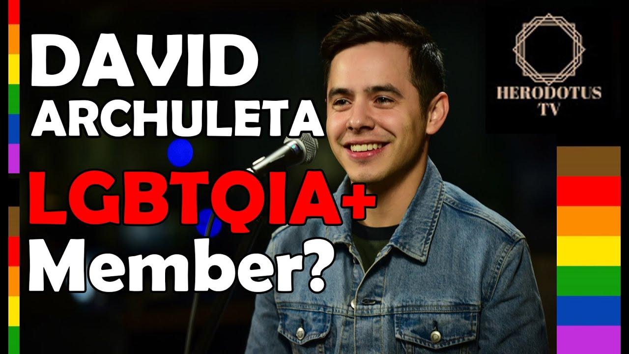 'American Idol' star David Archuleta comes out as LGBTQIA+ member