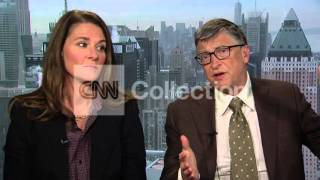 BILL AND MELINDA GATES ON VACCINES ACCESS