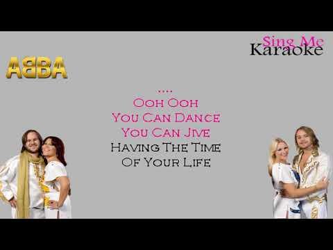 ABBA karaoke medley