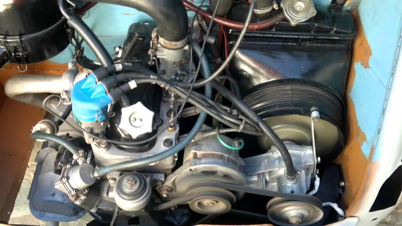 Maxresdefault on Fiat 600 Engine