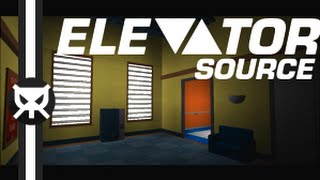 That scared me! ▼ Elevator: Source ▼ Random Roblox Games