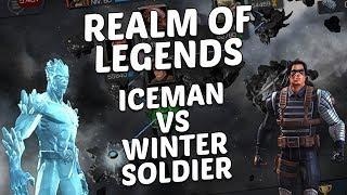 Hola cómo están players? hoy haré una prueba del Iceman que gané en...
