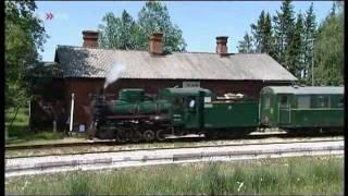 УЖД в Германии. (часть 2/2). Eisenbahn Romantik.(Узкоколейка в Германии., 2011-08-02T10:45:03.000Z)