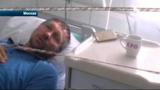 Скандально известный шансонье Александр Новиков сломал руку в драке в центре Москвы