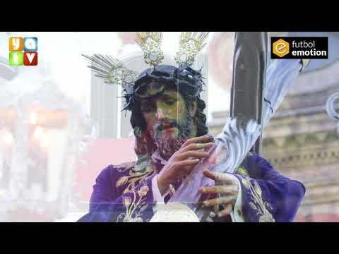 Salida del Nazareno Semana Santa Algeciras 2019 Jueves Santo