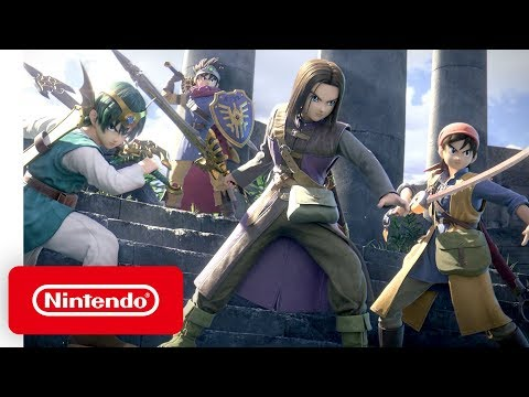 Nintendo Switch upcoming release trailer confirms Smash DLC for this summer
