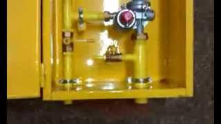 Газорегуляторные пункты шкафные ГРПШ-FE10(М) и ГРПШ-FE25(М)
