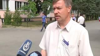 2017-06-13 г. Брест. Начало ЦТ в Брестской области. Новости на Буг-ТВ.