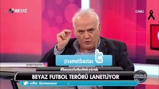 Ahmet Çakar Harika Terör Konuşması! Kısasa kısas!