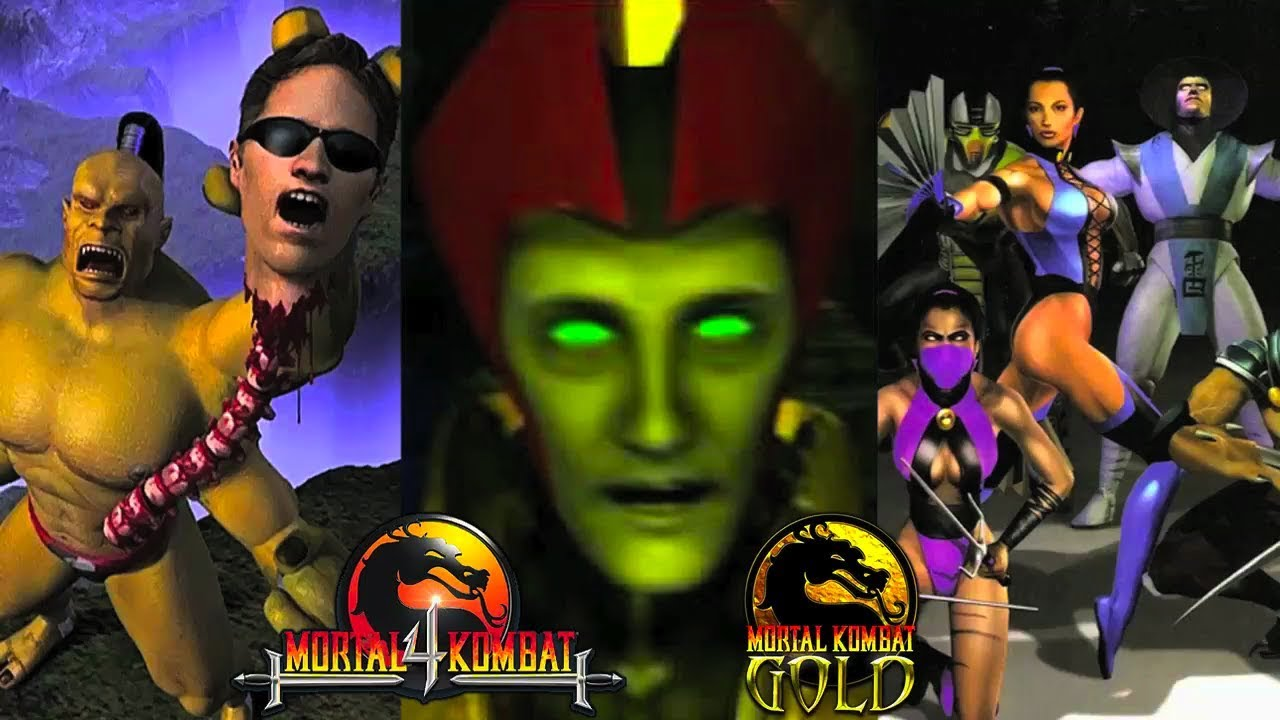 10 Awesome Facts On MORTAL KOMBAT 4
