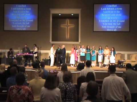 Calvary Temple Easter 2011