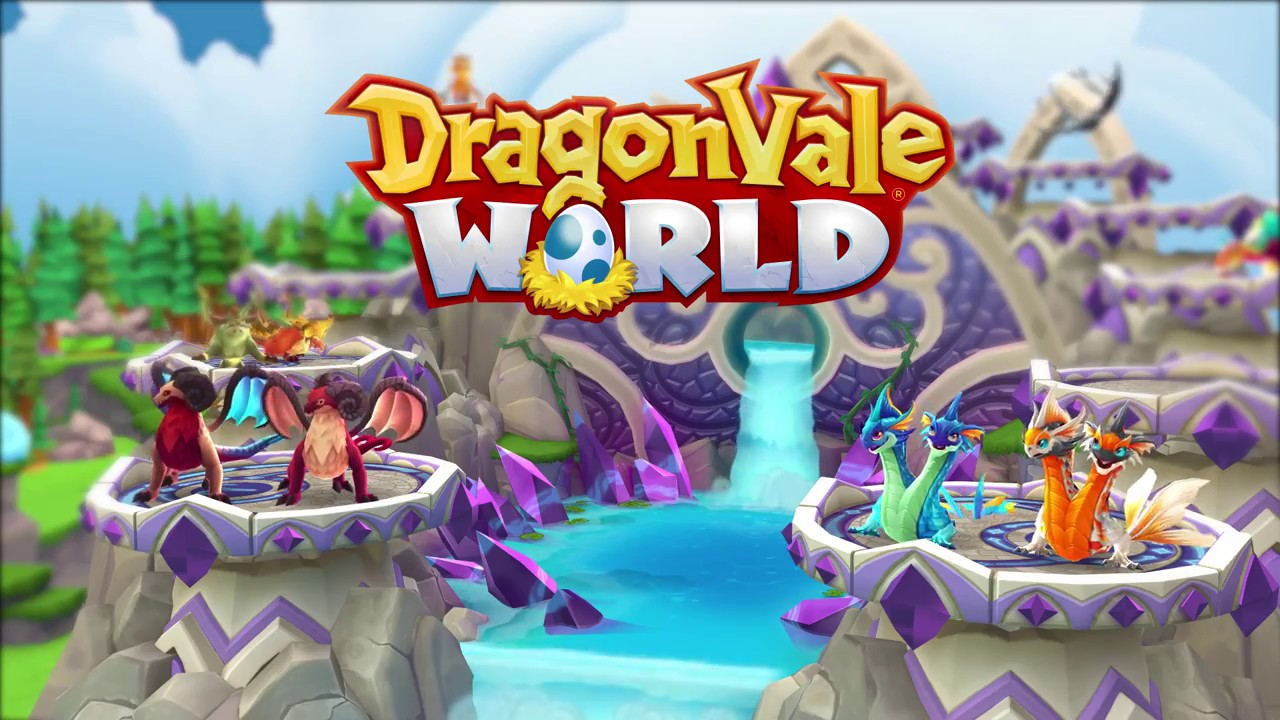 DragonVale World - by Backflip Studios - Simulation Games Category