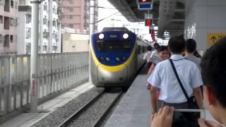 屏東=潮州鐵路電氣高架化通車首航