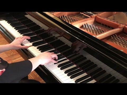 J.S. Bach: The Italian Concerto (for solo piano): III. Presto
